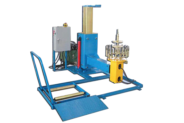 Products > aircraft wheel assembly machine_Dalian Tulsun